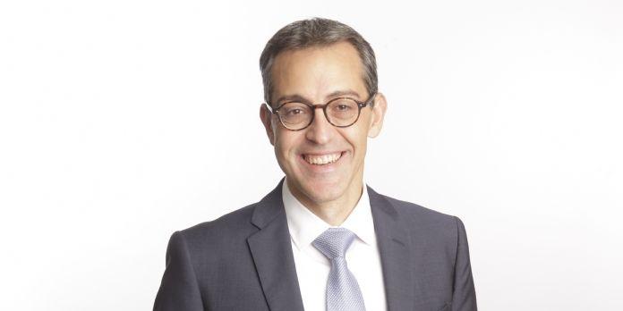 Éric Ruggirello, directeur administratif et financier de Bayer France