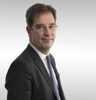 Florent Perdriau, directeur financier d'Assystem Technologies