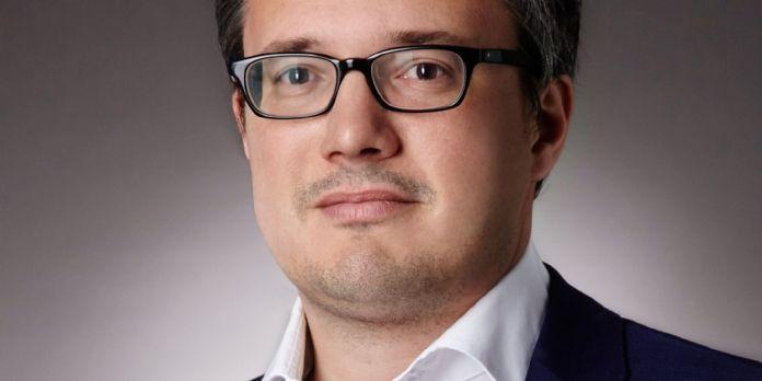 Nicolas Woussen, directeur général adjoint finance de Camaïeu