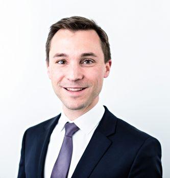 Raphaël Bauer, directeur financier du groupe Tarkett