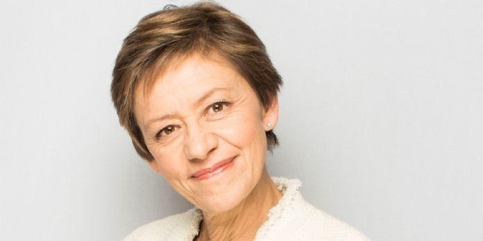 Fabienne Lecorvaisier, directeur général adjoint en charge des finances, de la gestion et du secrétariat général d'Air L...