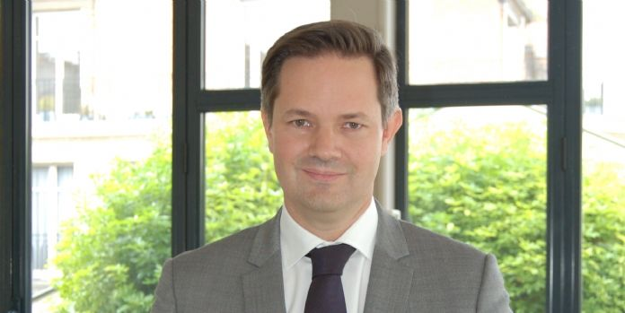 Olivier du Chesnay, directeur financier du groupe Lectra