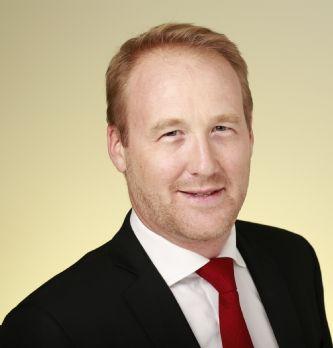 Antoine Grenier, directeur administratif et financier du groupe Foncia