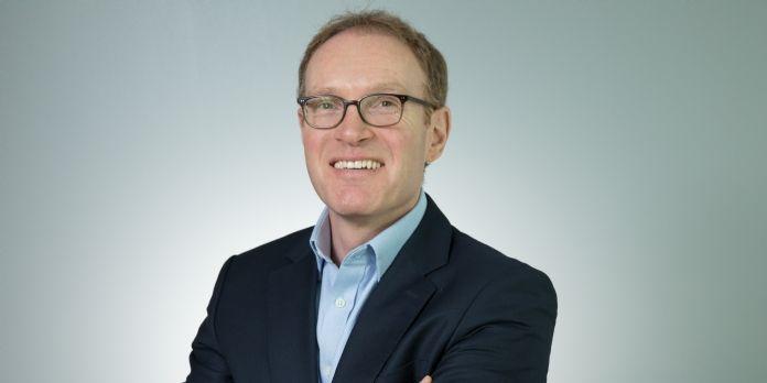 John McAdoo, directeur financier d'Ivalua