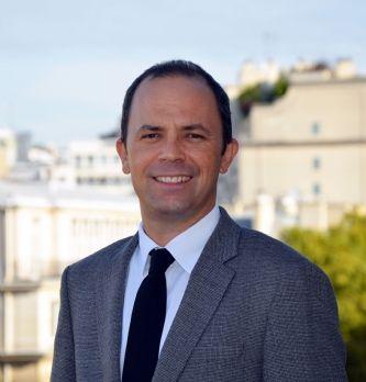 Gaël Guého, directeur financier de l'Union financière de France (UFF)
