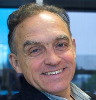 Olivier Gerry, secrétaire général d'AMP Visual TV