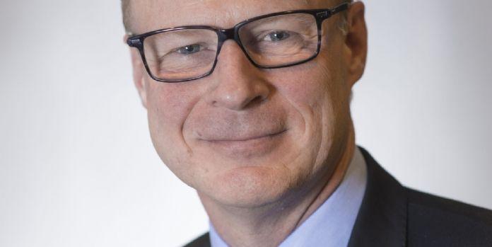 Luc Peligry, directeur financier du groupe Europcar