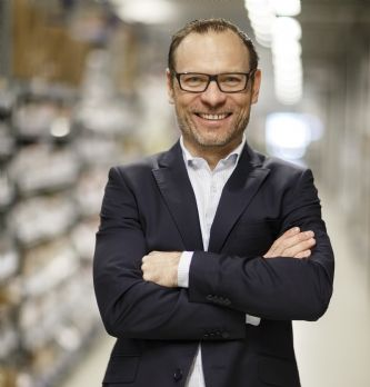 Sacha Herrmann, directeur financier de Nexthink