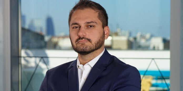 Pierre Gambarini directeur administratif et financier au sein de LesFurets.com