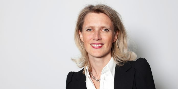 Clarisse Kopff, directeur financier d'Allianz France