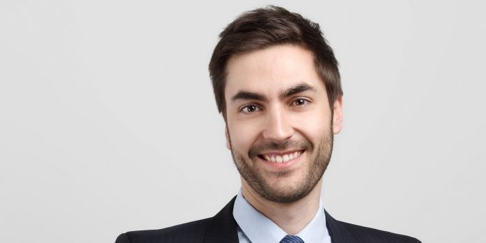 Julien de Paz, directeur financier de d'Adental