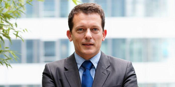 Nicolas Reydellet, directeur financier de SynerCiel