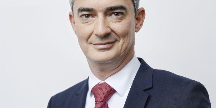 Nicolas Le Brouster, directeur financier du groupe Perial