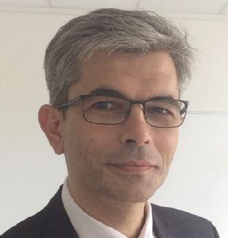 Gabriel Brès, directeur administratif et financier d'EDF Trading Logistics