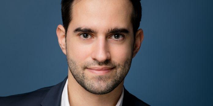 David Zaghroun, directeur administratif et financier d'Ecritel Group