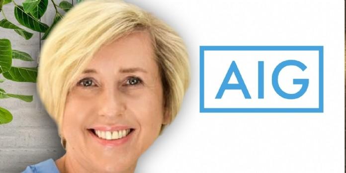 Ewa Chojecka promue directeur financier France, Belgique, et Luxembourg d'AIG France